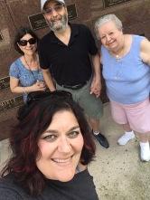 Mom, Uncle (twin) & Nana